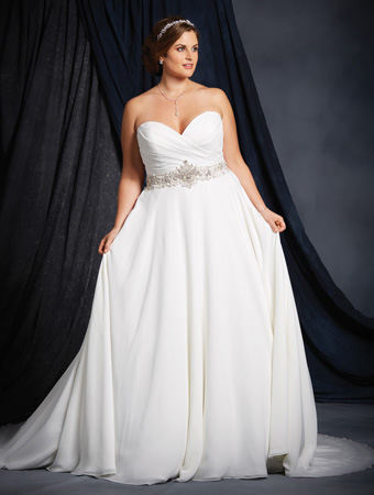 Alfred Angelo 2016 Plus Size Collection