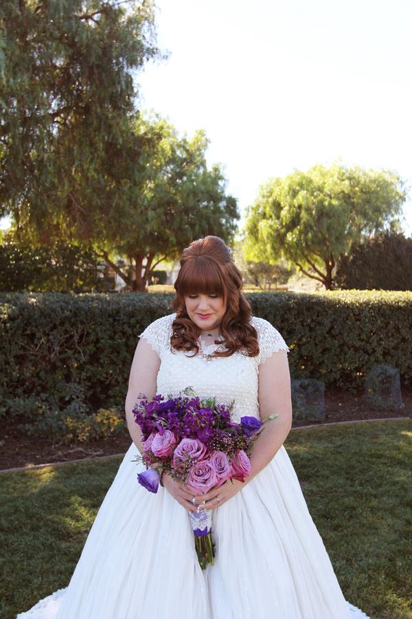 {REAL PLUS SIZE WEDDING} DESTINATION BACKYARD WEDDING IN CALIFORNIA | ALISON D PHOTOGRAPHY