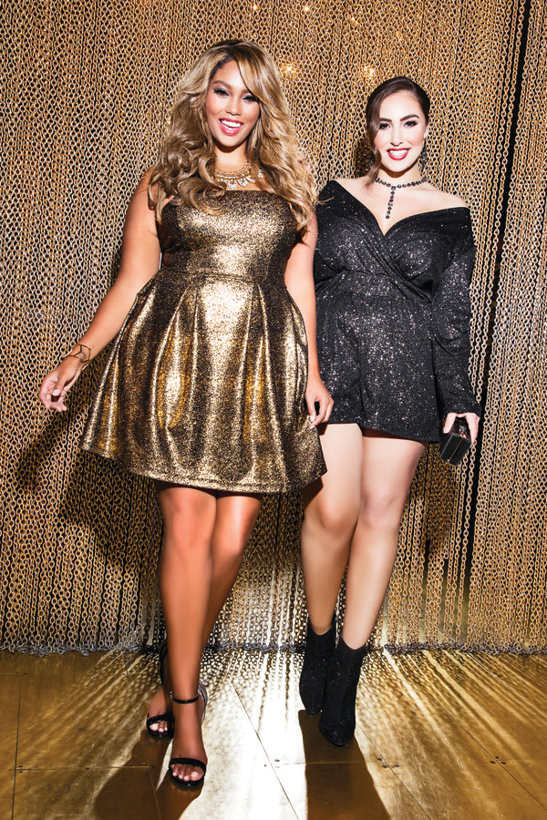 Ashley Stewart Plus Size Holiday Looks
