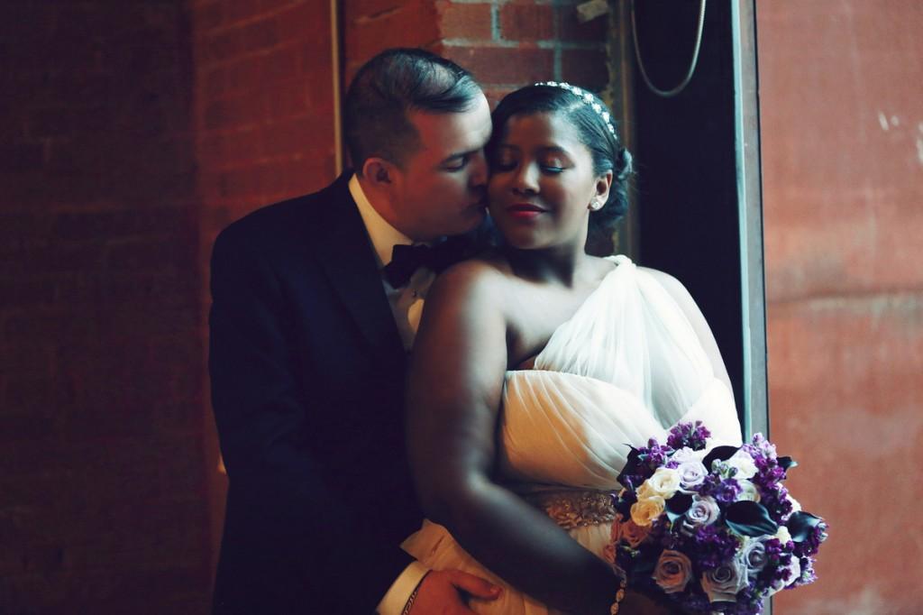 {REAL PLUS SIZE WEDDING} ELEGANT INTIMATE PHOENIX WEDDING | GINA KOLSRUD PHOTOGRAPHY