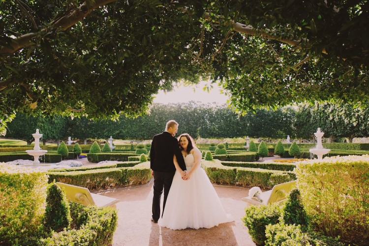 Blush Garden Wedding in Australia | Pretty Pear Bride