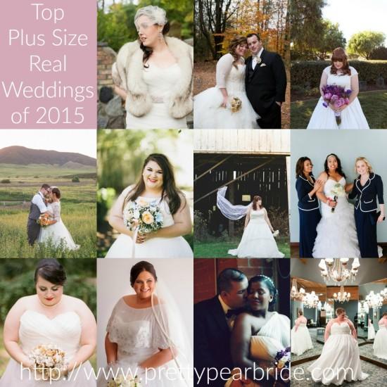 {Best Of} Best Real Weddings of 2015 | Pretty Pear Bride