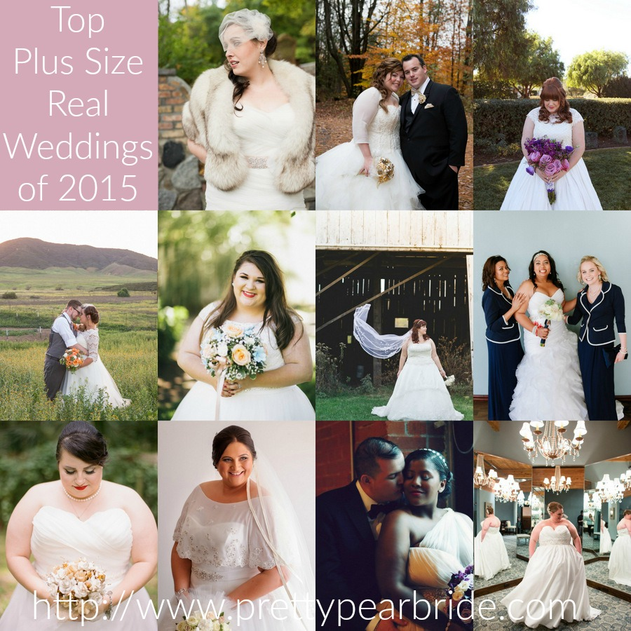{Best Of} Best Real Weddings of 2015 | Pretty Pear Bride