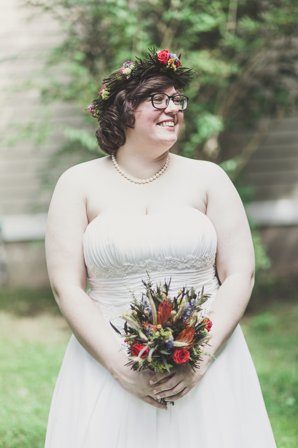 Rustic Boho Wedding in Upstate NY | Gabriela Glynn Image Co.