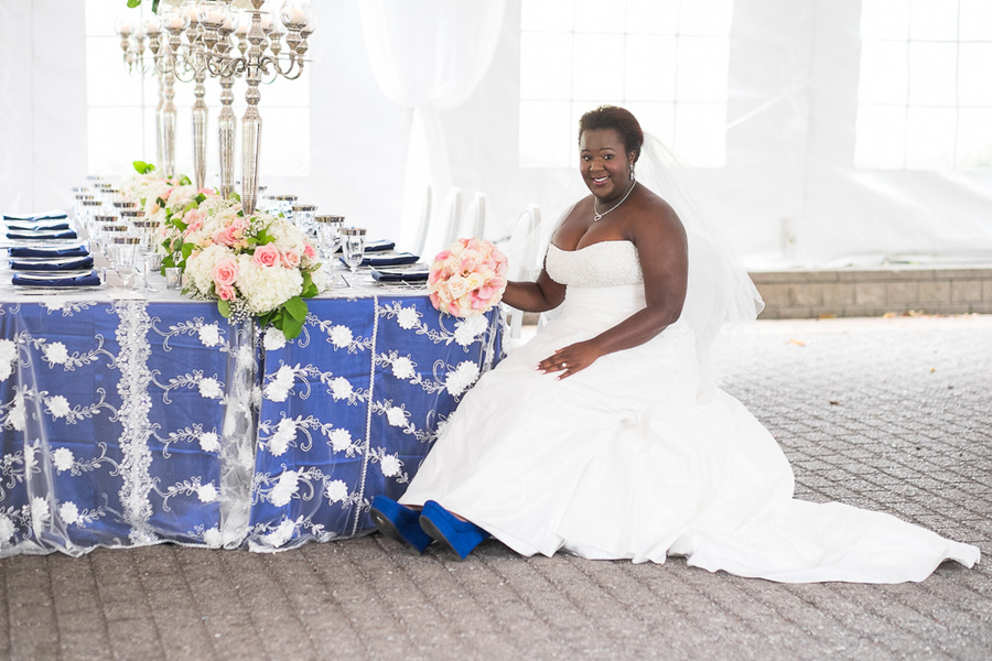 {Styled Shoot} Bubbly Bridal Bliss | WPIC Inc. | Pretty Pear Bride
