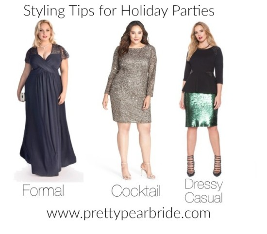Plus Size Styling Tips for Holiday Parties