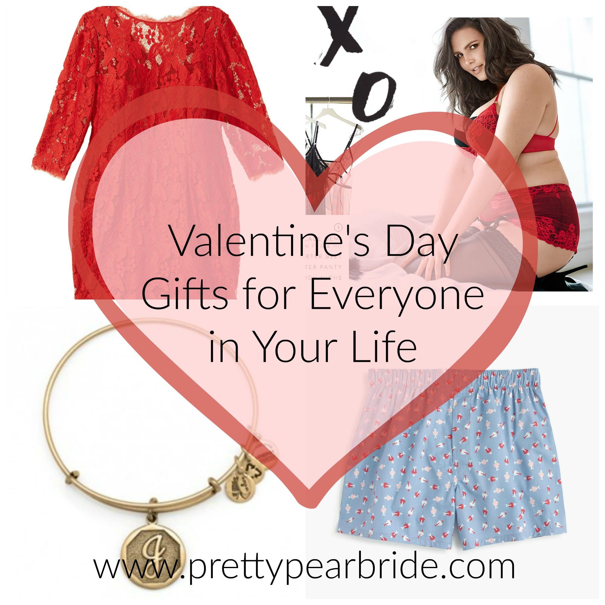 Valentine's Day Gift Ideas for Everyone in Your Life | Pretty Pear Bride