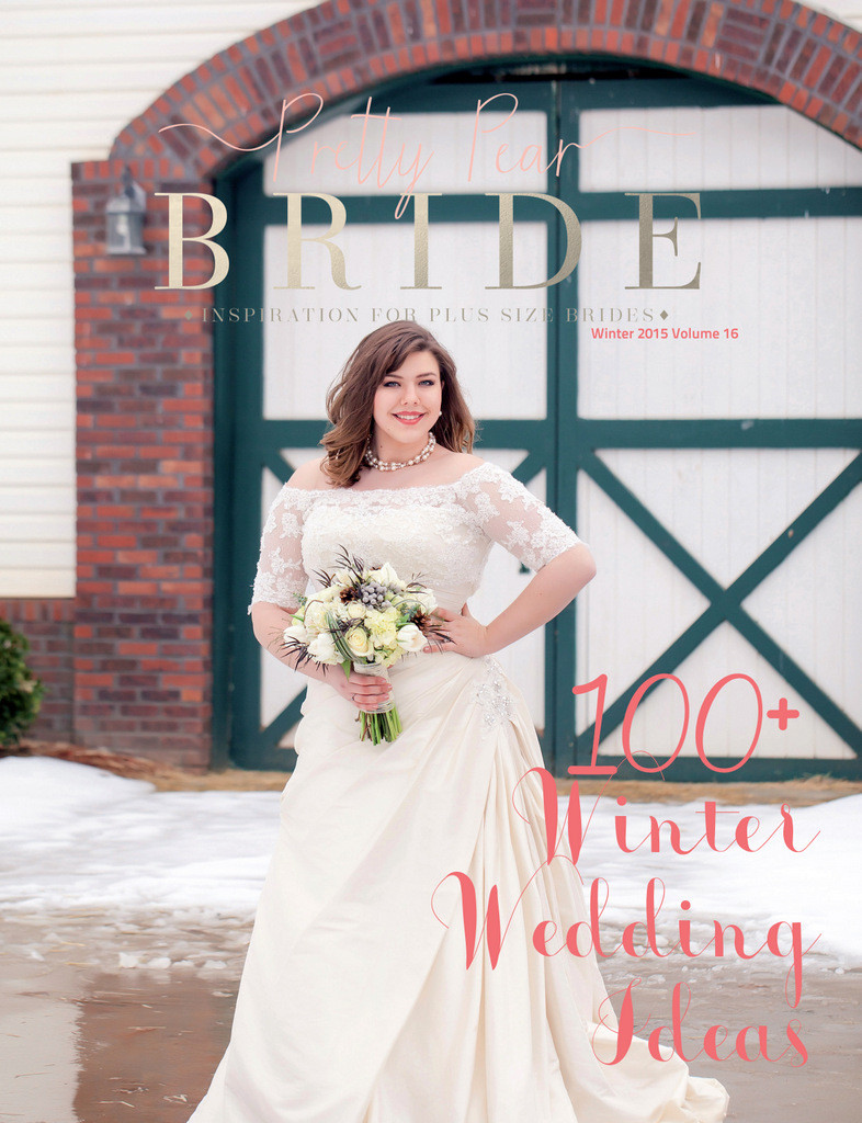 {Magazine} Pretty Pear Bride Magazine Winter Issue is Live, View it Now