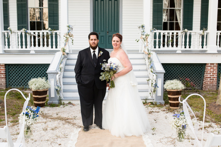 {Real Wedding} Rustic Estate and Barn Florida Wedding | McKenzie Stewart Weddings