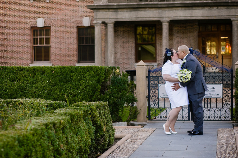 MULTICULTURAL FALL NAVY BLUE VINTAGE WEDDING AT CULTURAL BOTANICAL GARDEN | PETRONELLA PHOTOGRAPHY