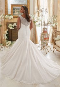 Plus Size Wedding Gowns   Mori Lee   Julietta Collection   Pretty Pear Bride