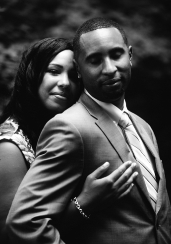 Engagement | Romantic Era Meets NYC at The Cloisters Museum | Ade and Gina | Pretty Pear Bride