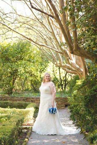 BRIDAL PORTRAITS |Garden Engagement with Light Saber in South Carolina | Mary DeCrescenzio - Photographer | Pretty Pear Bride