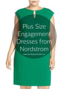 FASHION FRIDAY | PLUS SIZE ENGAGEMENT DRESSES | NORDSTROM | Pretty Pear Bride