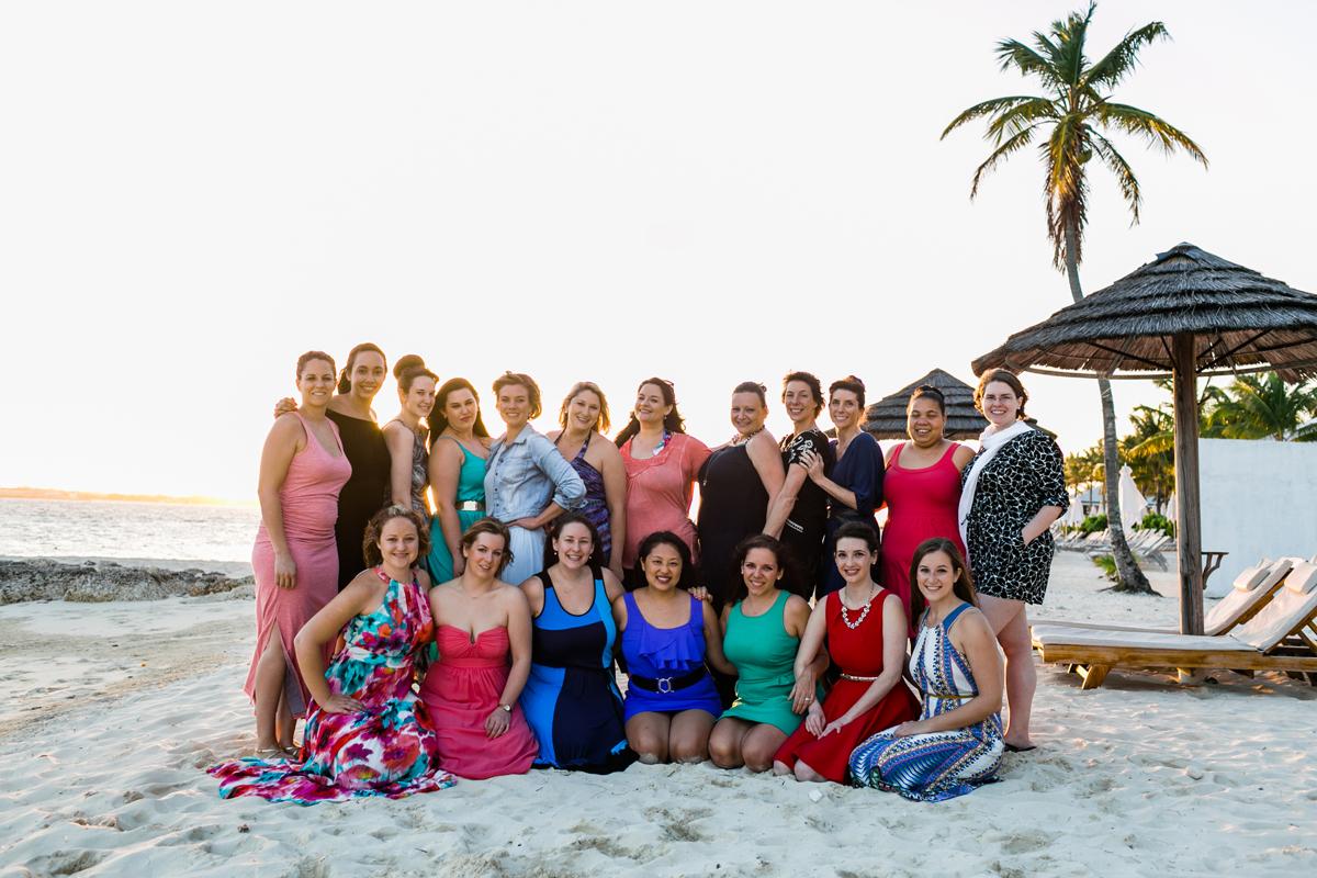 ©AlexisJuneWeddings | Aisle Society Loves Sandals, Nassau, Bahamas | NYC + Destination Wedding Photographer