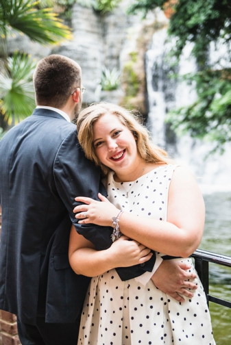ENGAGEMENT | Nashville Opryland Hotel Session | A Traveler's Heart | Pretty Pear Bride