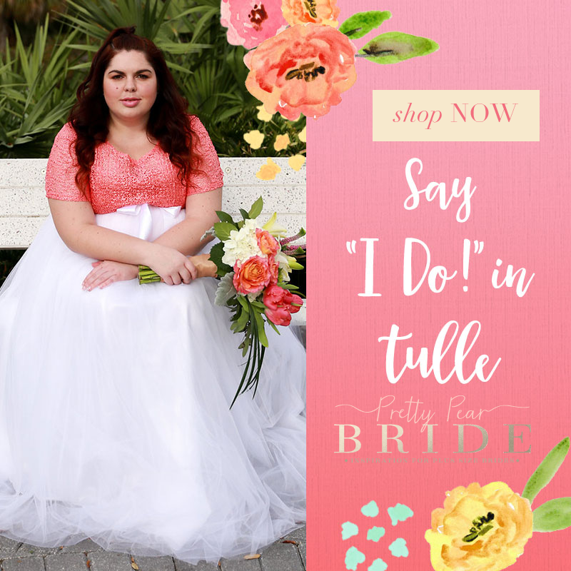 MUST HAVE MONDAY | Society Plus Bridal Collection by Pretty Pear Bride | Pretty Pear Bride