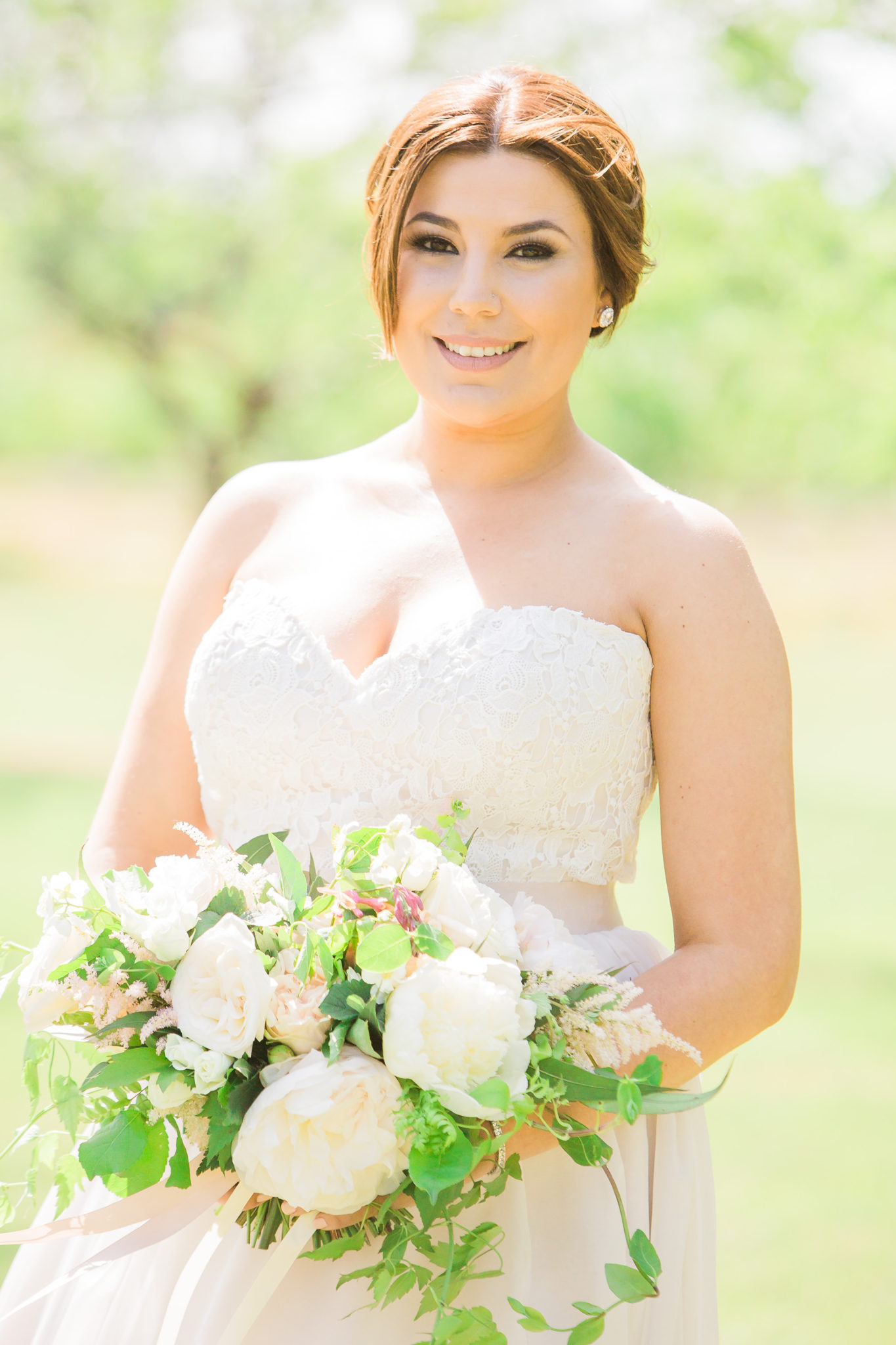 REAL WEDDING | Intimate Rustic Vintage Wedding in Ontario | Samantha Ong Photography | Pretty Pear Bride