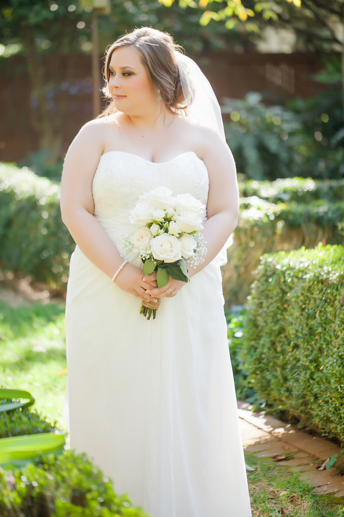 STYLED SHOOT | Wing Haven Gardens Bridal Portraits | Casey Hendrickson Photography | Pretty Pear Bride