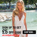 Wedding Dresses at uk.millybridal.org