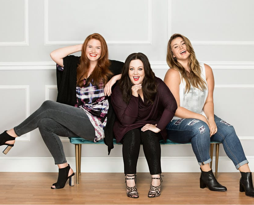 LIFESTYLE | MUST HAVE MONDAY | MELISSA MCCARTHY PLUS SIZE JEANS 40%