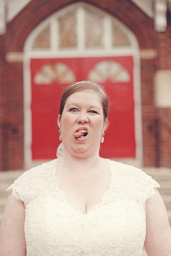 REAL WEDDING | Navy and Orange Fall Wedding in Ohio | Sara Babcock Photography | Pretty Pear Bride