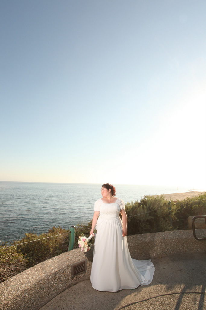 REAL WEDDING | Beautiful Beach Wedding in California | Square Eye Photography