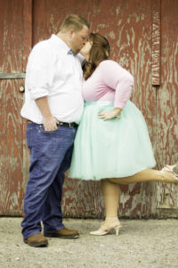 ENGAGEMENT | Vintage Inspired North Carolina Engagement | Natalie K Photography | Pretty Pear Bride