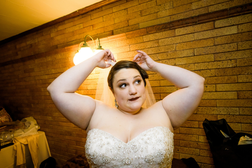 REAL WEDDING | Glam meets Vintage Chicago Wedding | J Brown Photography | Pretty Pear Bride