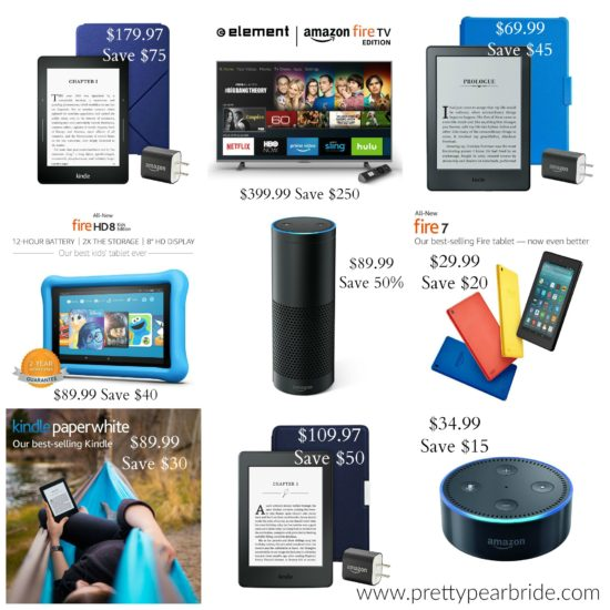 AMAZON PRIME DAY DEALS ON ELECTRONICS AND VIDEOS | Pretty Pear Bride