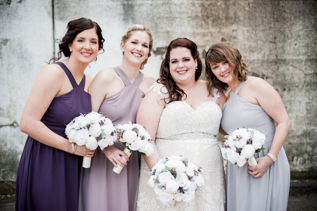 REAL WEDDING | Modern and Industrial Chicago Wedding | Simply Elegant Group | Pretty Pear Bride