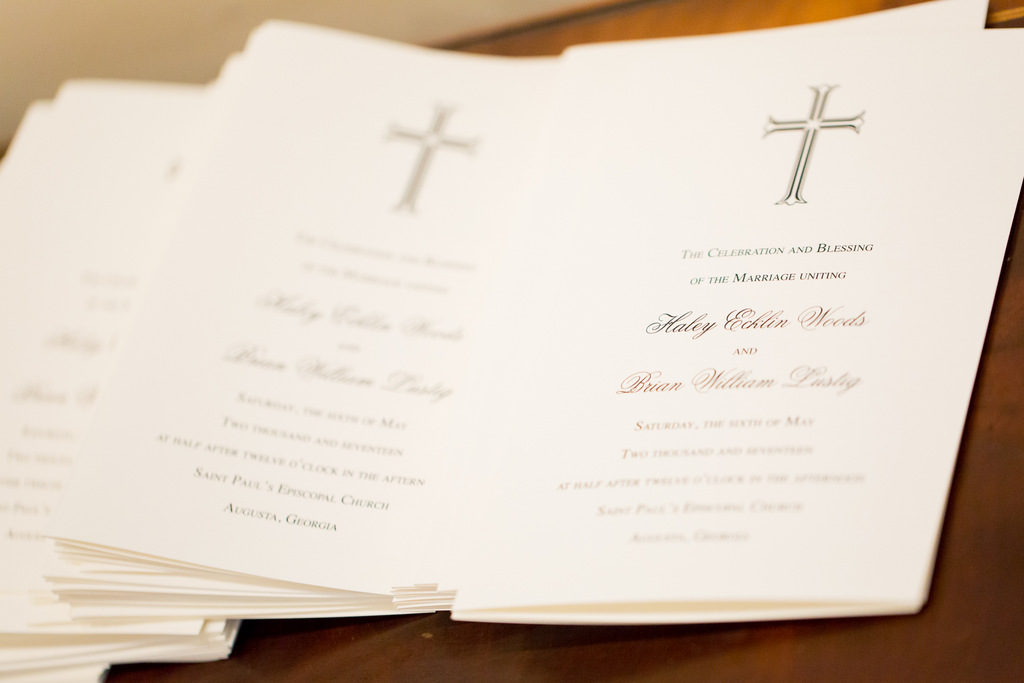 REAL WEDDING | Music Inspired Blue and Gray Georgia Wedding | Ashley Marks Photography | Pretty Pear Bride