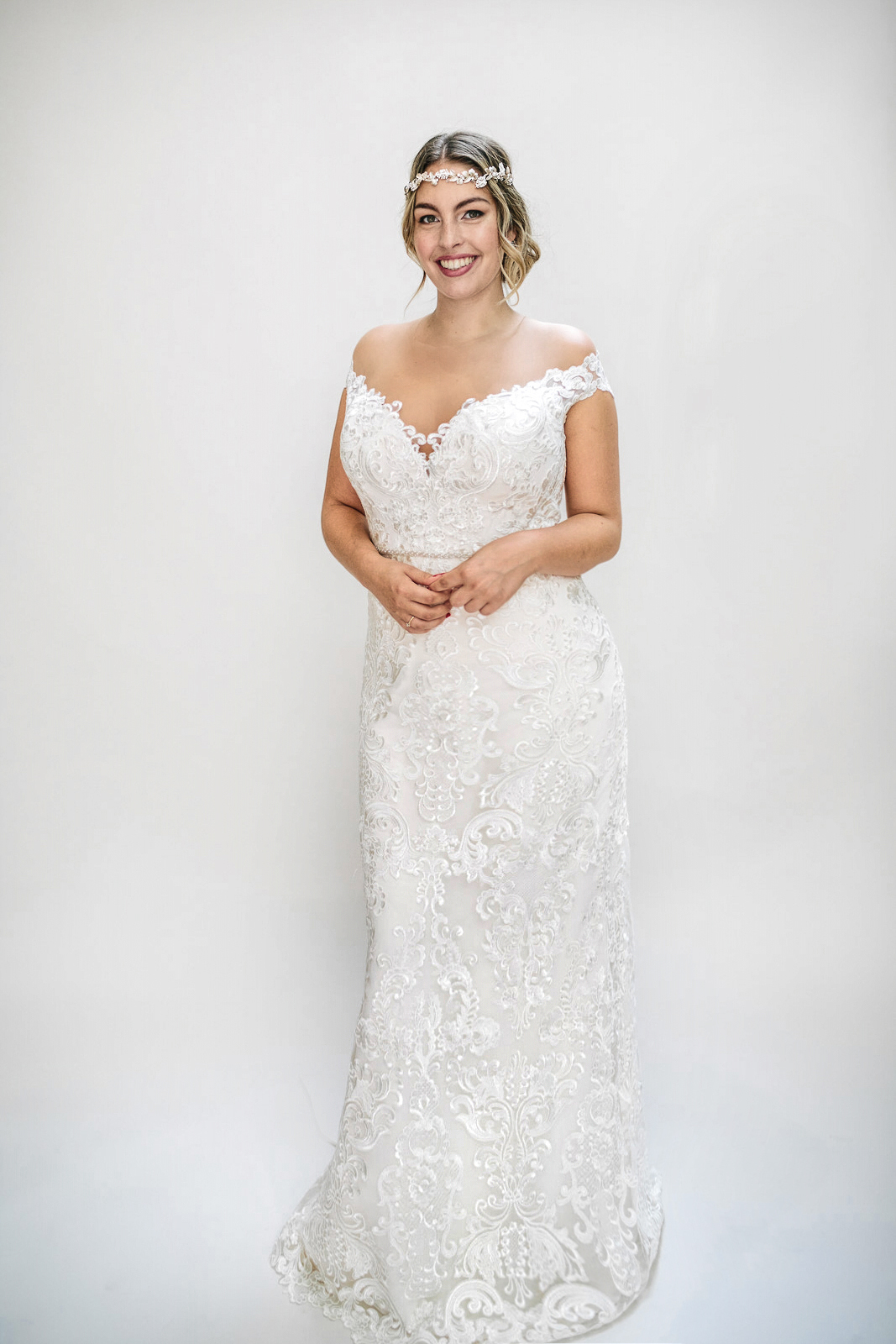 FASHION FRIDAY   New Collection Just for Indie Curvy Brides Arrives at Lovely Bride   Pretty Pear Bride