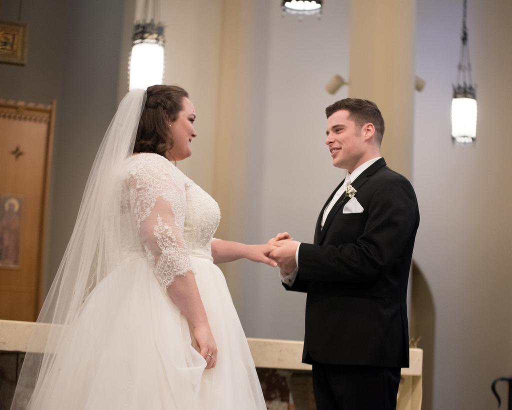 REAL WEDDING | Joyful Garden Wedding in Connecticut | Emma Thurgood Photography | Pretty Pear Bride