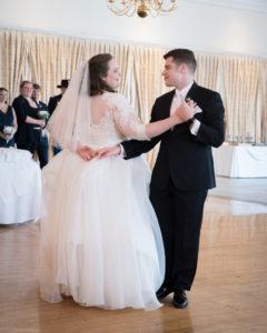 REAL WEDDING   Joyful Garden Wedding in Connecticut   Emma Thurgood Photography   Pretty Pear Bride