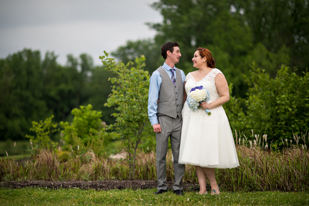 REAL WEDDING | Midwest Wedding in Indianapolis | Dauss FOTO Wedding Photography | Pretty Pear Bride
