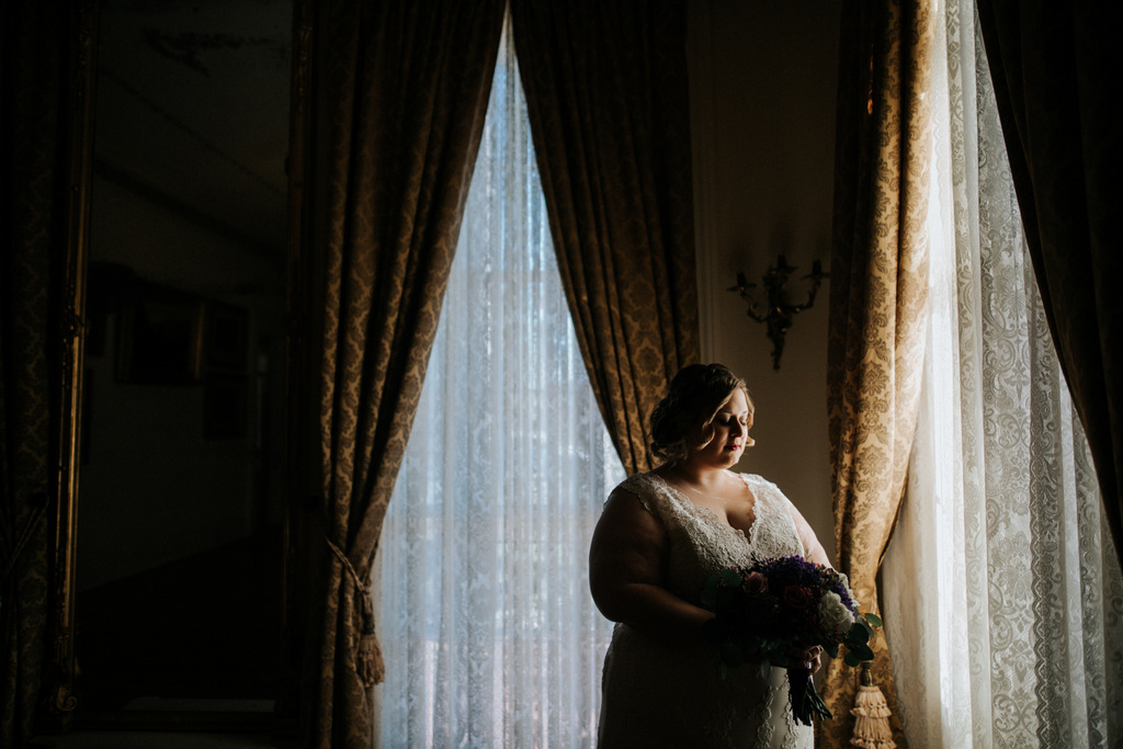 REAL WEDDING | Sci-Fi Geek Chic Texas Wedding | Taylor Elizabeth Photography