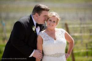 REAL WEDDING | Wine Tasting Wedding in Napa Valley | Jessica & Andy Photography | Pretty Pear Bride