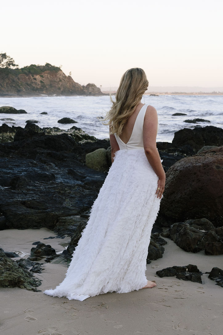 Plus Size Bridal Collection of the Week | Curve Collection by Chosen by One Day | Pretty Pear Bride