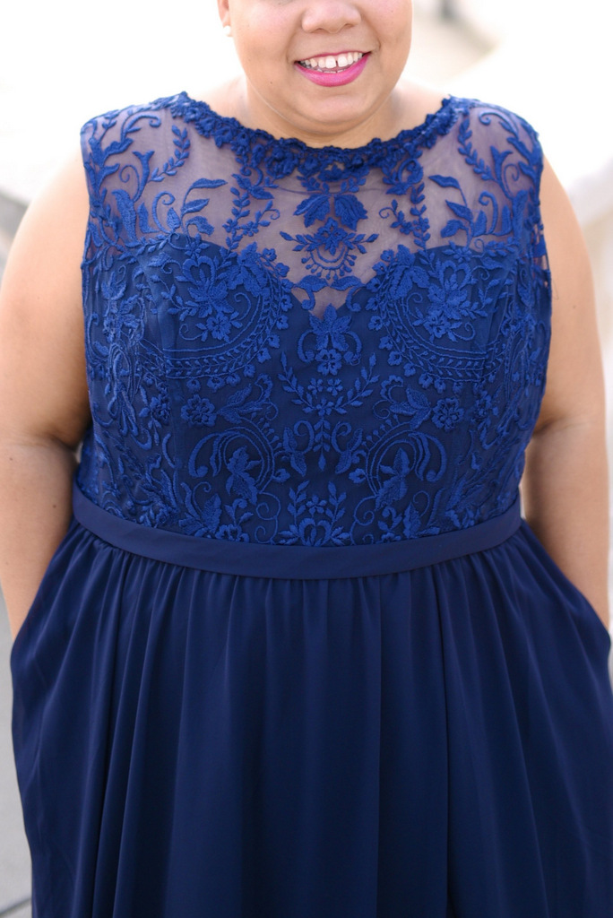 FASHION FRIDAY | Mix and Match Bridesmaids with Embroidered Dresses from Kennedy Blue | Pretty Pear Bride