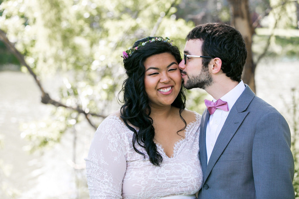 REAL WEDDING   Blush and Sage Romantic Chicago Wedding   JM Fager Photography   Pretty Pear Bride