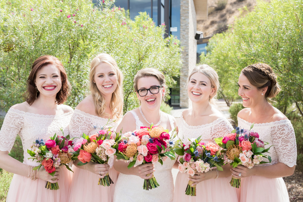 REAL WEDDING | Colorful and Vibrant California Wedding | Peterson Design & Photography | Pretty Pear Bride
