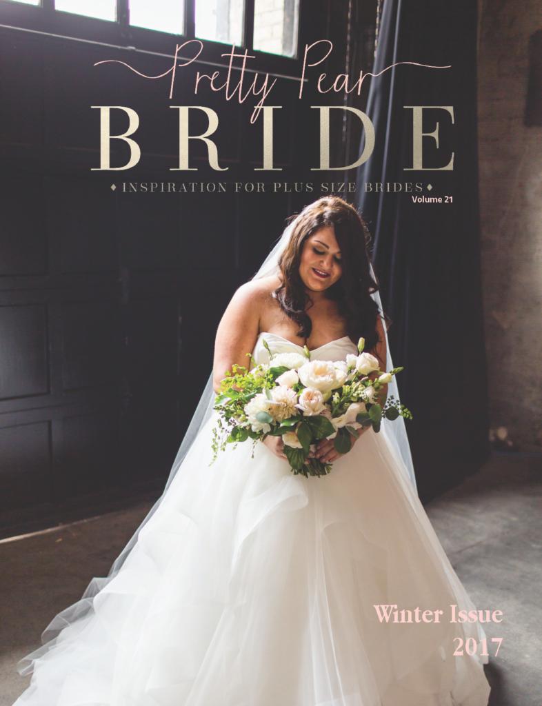 MAGAZINE | Winter Issue 2017 is Live | Pretty Pear Bride