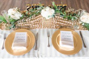 REAL WEDDING | Festive New Years Eve Virginia Wedding | Jessica Green Photography | Pretty Pear Bride