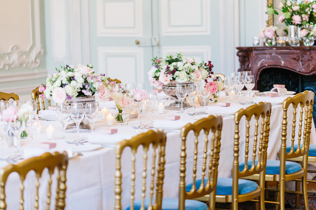 REAL WEDDING | Romantic and Intimate Parisian Wedding | I Heart Paris | Pretty Pear Bride