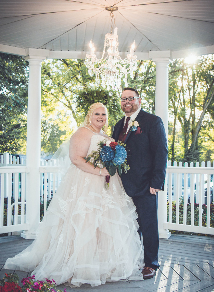 ENGAGEMENT   Romantic and Whimsical Fall Wedding in Illinois   Simpson Photography   Pretty Pear Bride