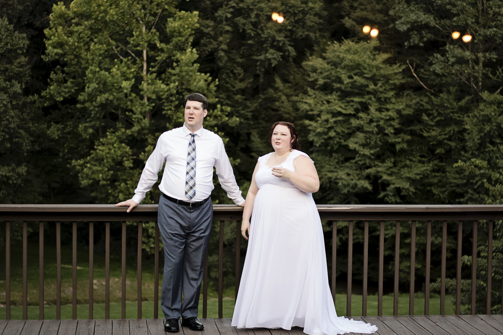 REAL WEDDING | Outdoors Ohio Wedding | Carrie Over Photography | Pretty Pear Bride