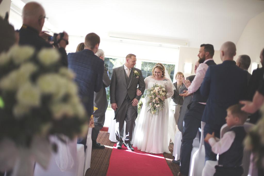 REAL WEDDING   Romantic England Wedding Breakfast   Sam Sanders Photography   Pretty Pear Bride