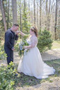 STYLED SHOOT   Fairy Tale Cinderella Styled Shoot in Virginia   Belle Eve Photography   Pretty Pear Bride