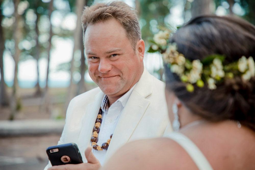 REAL WEDDING | Intimate Hawaiian Wedding | Oahu Pro Photography | Pretty Pear Bride